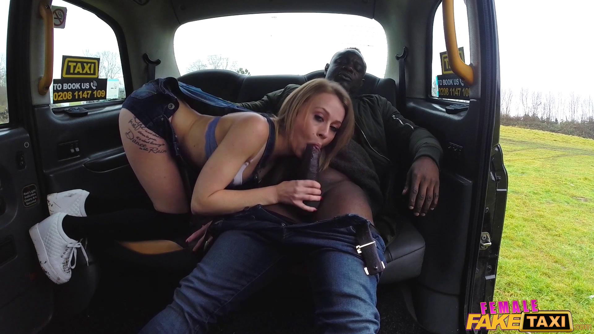 FemaleFakeTaxi – Carmel Anderson