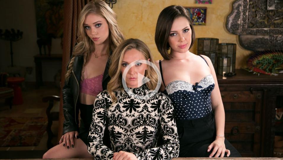 MommysGirl – The Family Business – Jenna Sativa, Mona Wales , Kali Roses