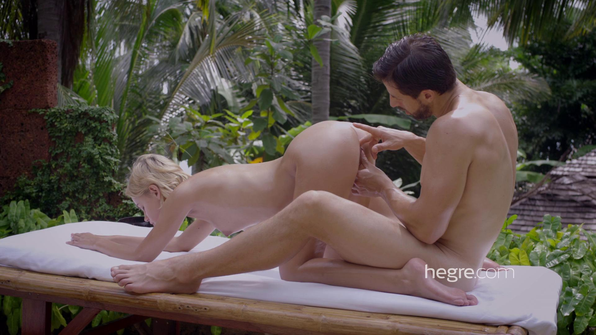 Hegre – Ariel Tropical Tantra Massage