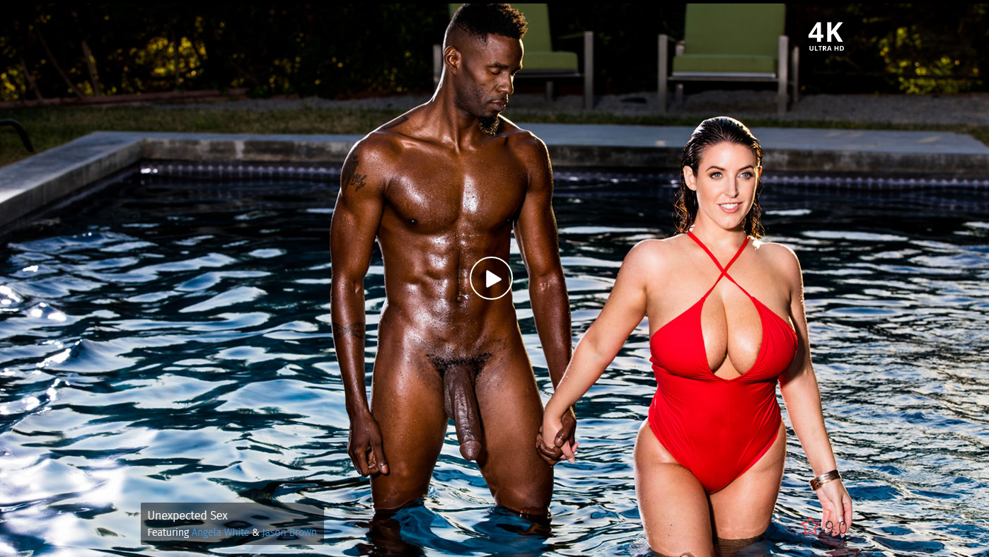 Blacked – Unexpected Sex – Angela White