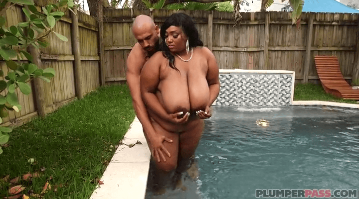 PlumperPass – Dippd Redd – Massage The Pool