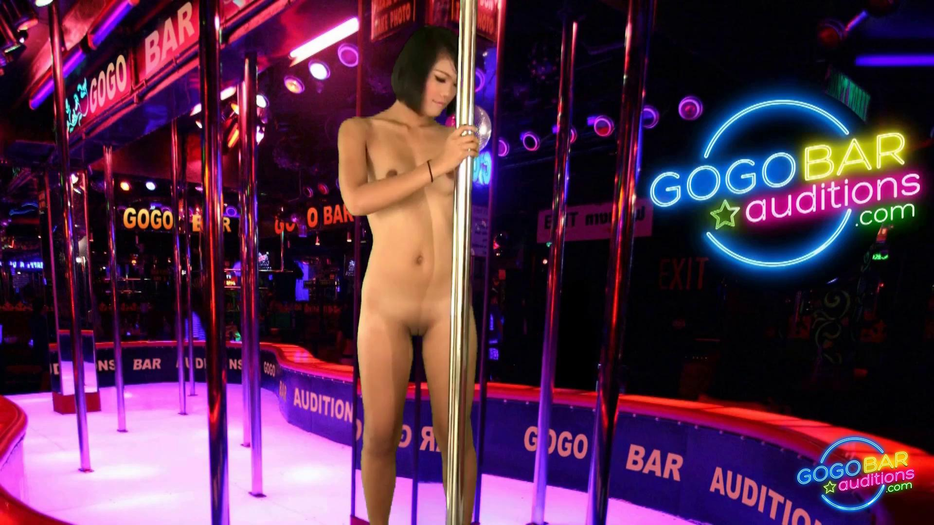 GogoBarAuditions – Waen She Gets Really Frisky When She Drinks Her Whisky