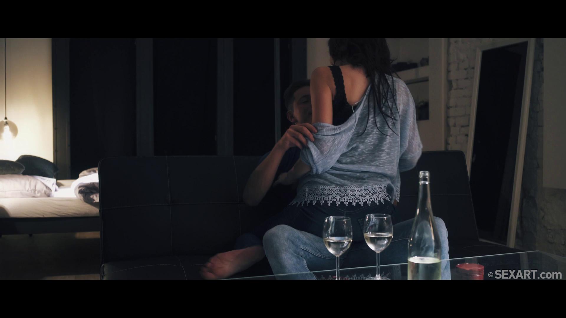SexArt – Elena Vega Chasing Men Episode 3