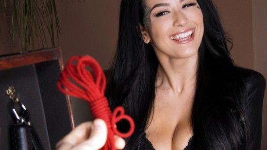 MofosLab: Blindfolded Tied And Fucked – Katrina Jade