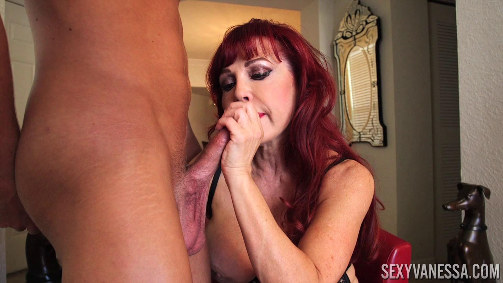 PornstarPlatinum – Sexy Vanessa Stepson Fuck
