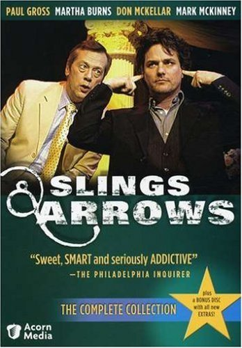 Slings and Arrows COMPLETE S 1-3
