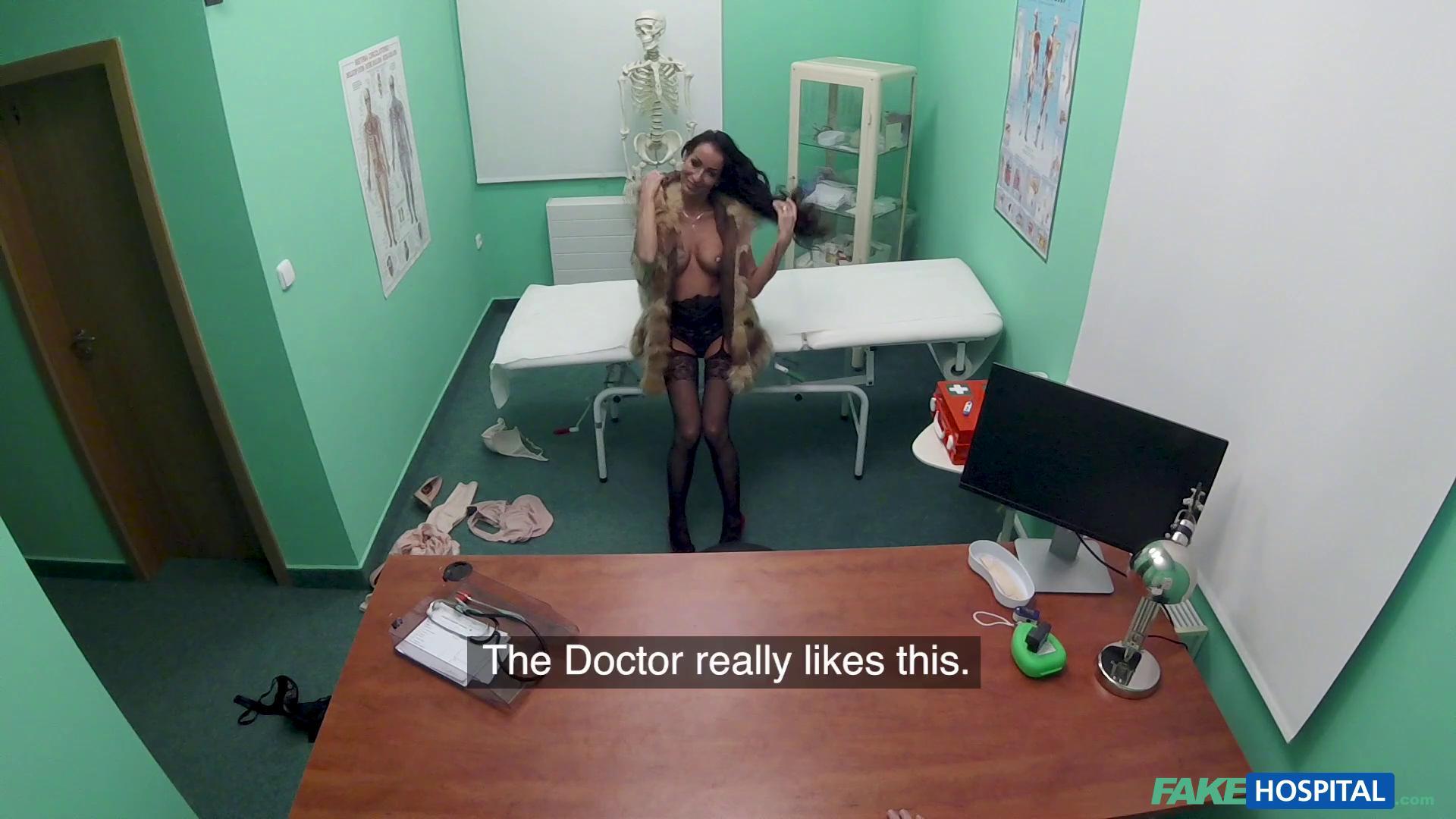 FakeHospital – Valentina Sierra
