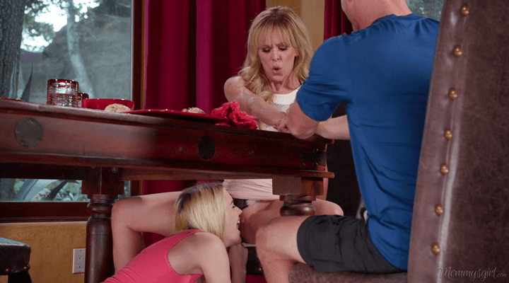 MommysGirl:  Caught With Remote – Cherie Deville , Kenna James