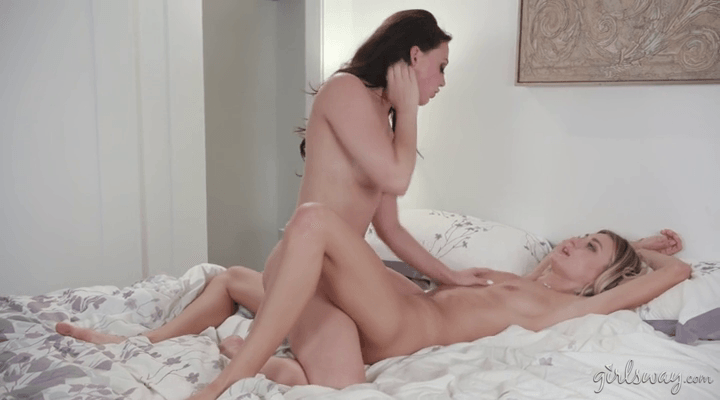 GirlsWay – Natalia Starr , Whitney Wright – Will Work For Pussy