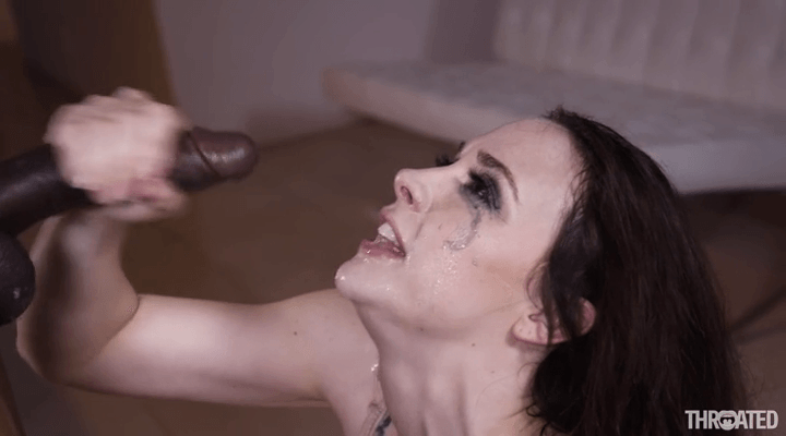 Throated:  – Chanel Preston