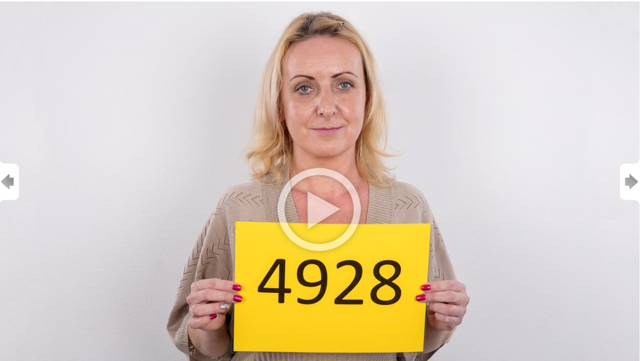 CzechCasting –  Gerlinda 4928