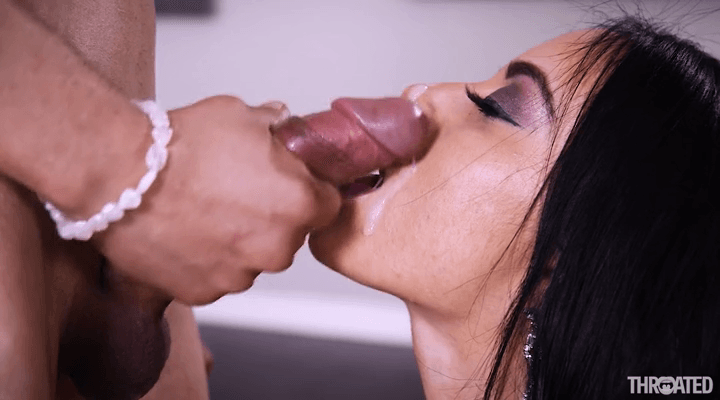 Throated – Victoria June